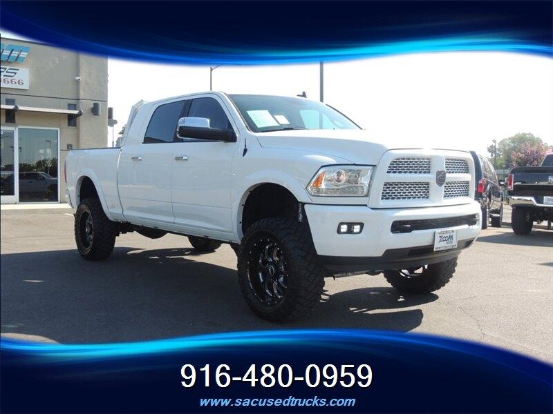 Ram 2500 2015 price $62,990