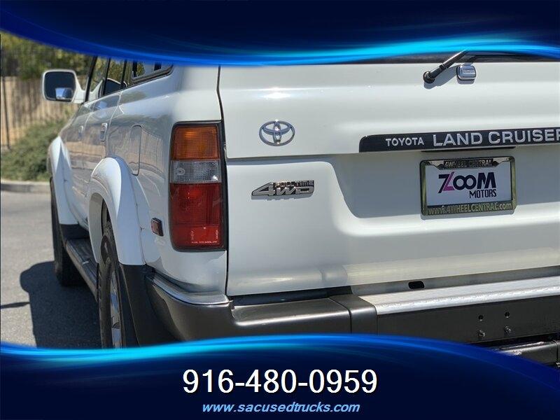Toyota Land Cruiser 1993 price $75,990