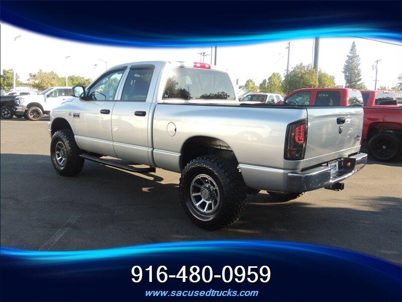 Dodge Ram 2500 2007 price $36,990