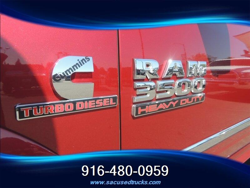 Ram 3500 2014 price $59,990