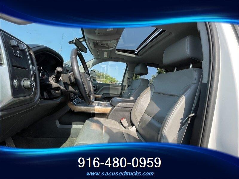 Chevrolet Silverado 3500 2015 price $53,990