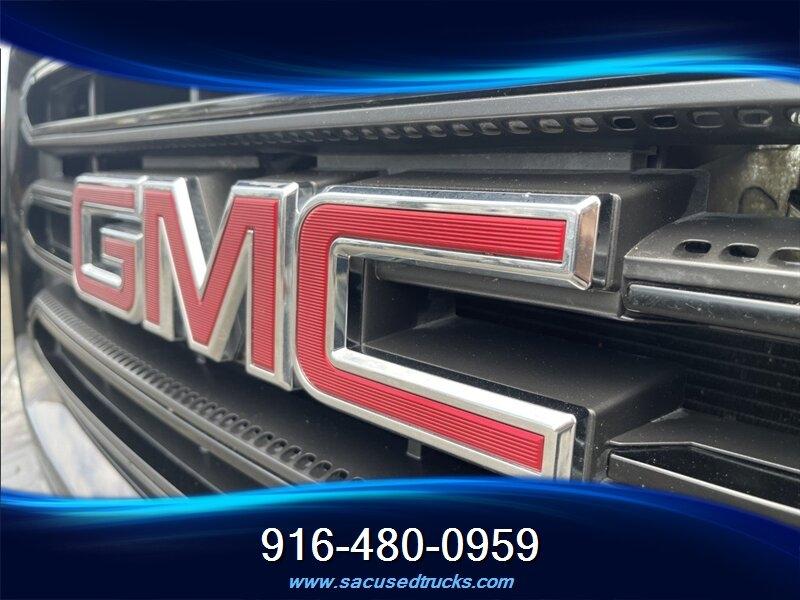 GMC Sierra 2500 2018 price $59,990
