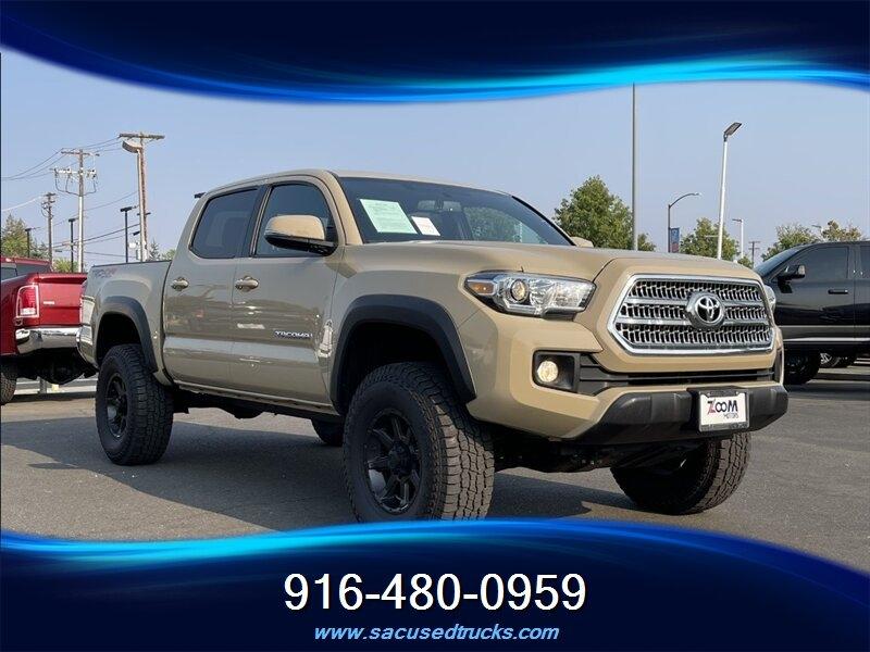 Toyota Tacoma 2017 price $39,990