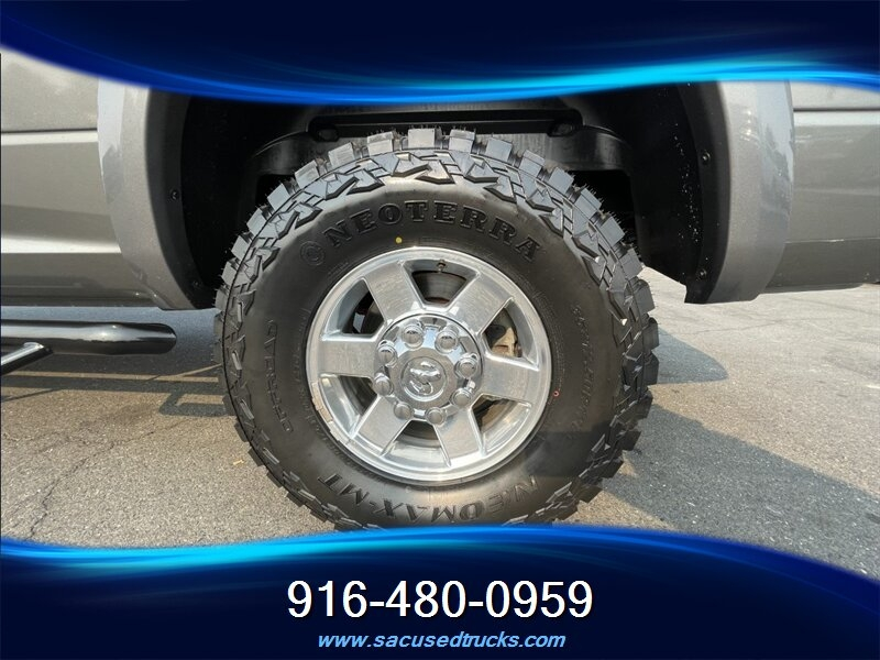 Ram 3500 2012 price $50,990