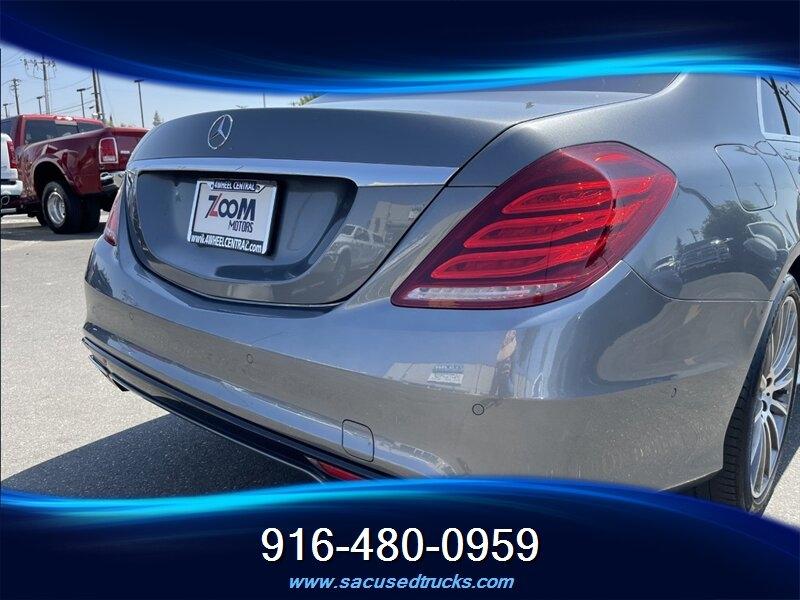 Mercedes-Benz S-Class 2016 price $58,990