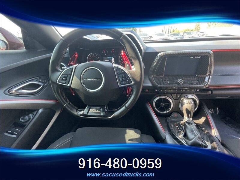 Chevrolet Camaro 2017 price $26,990
