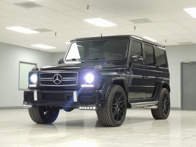 Mercedes-Benz G-Class 2002 price $50,990