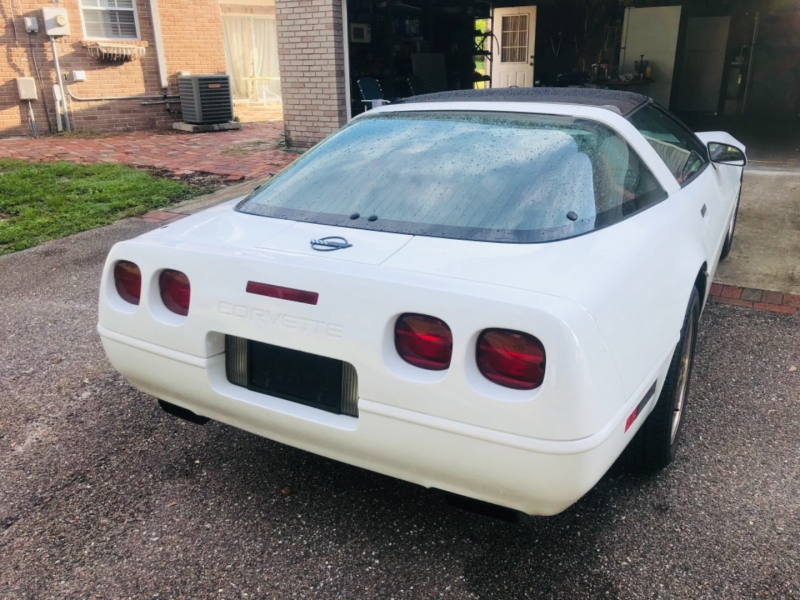 Chevrolet Corvette 1994 price $19,500