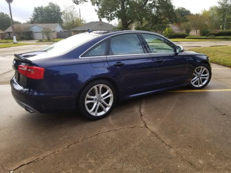 Audi S6 2013 price $15,188