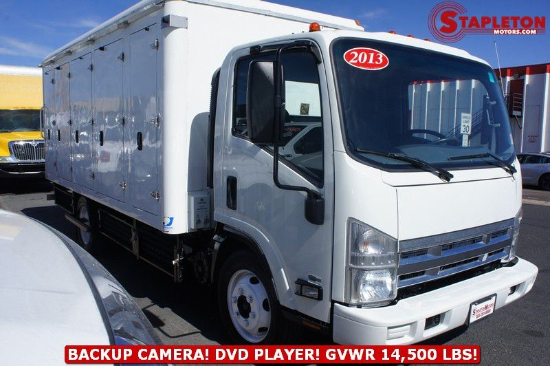 ISUZU NPR HD 2013 price $30,299
