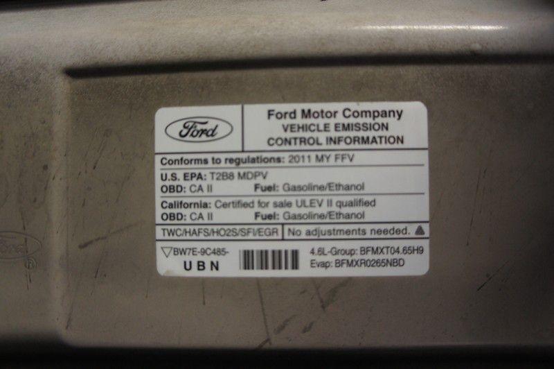 FORD ECONOLINE 2011 price $16,999