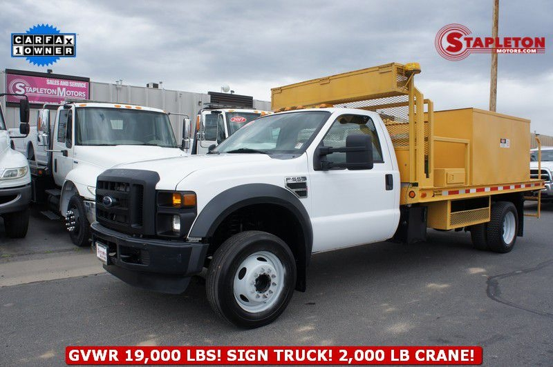 FORD F550 2008 price $18,999