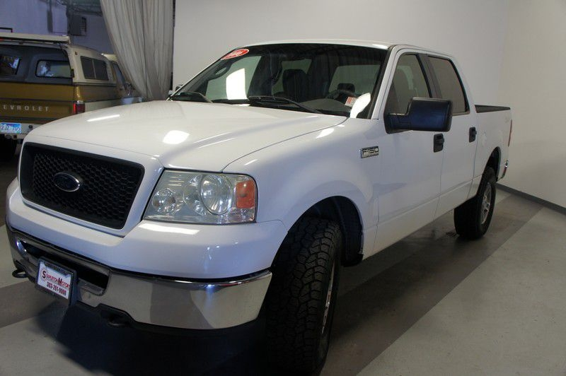 FORD F150 2006 price $12,499