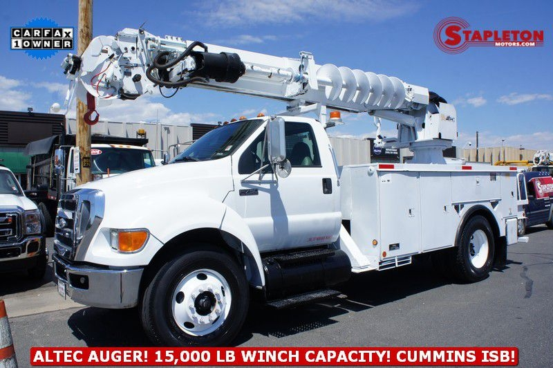 FORD F750 2008 price $24,599