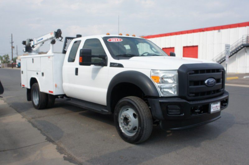 FORD F450 2013 price $30,799