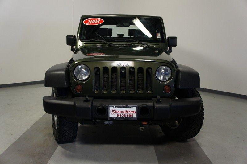 JEEP WRANGLER 2008 price $14,299