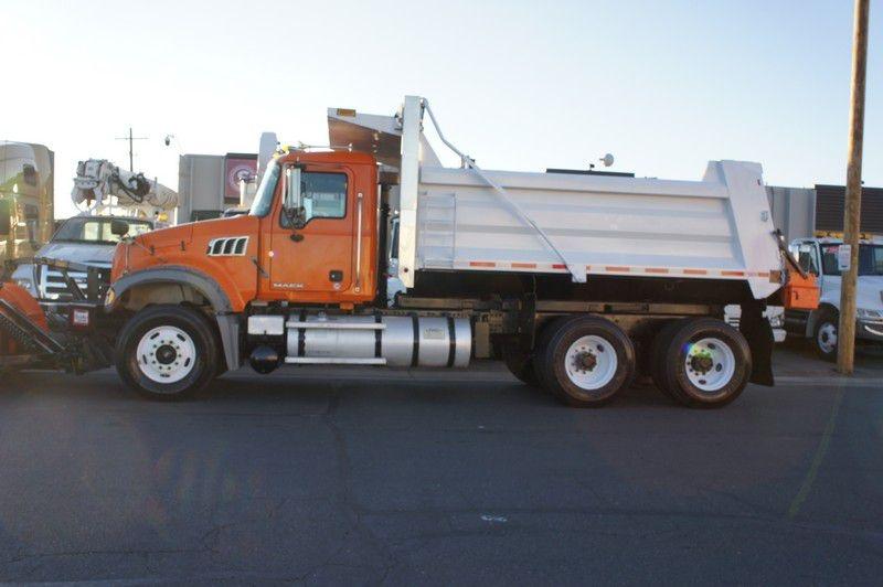 MACK GU713 2010 price $83,999