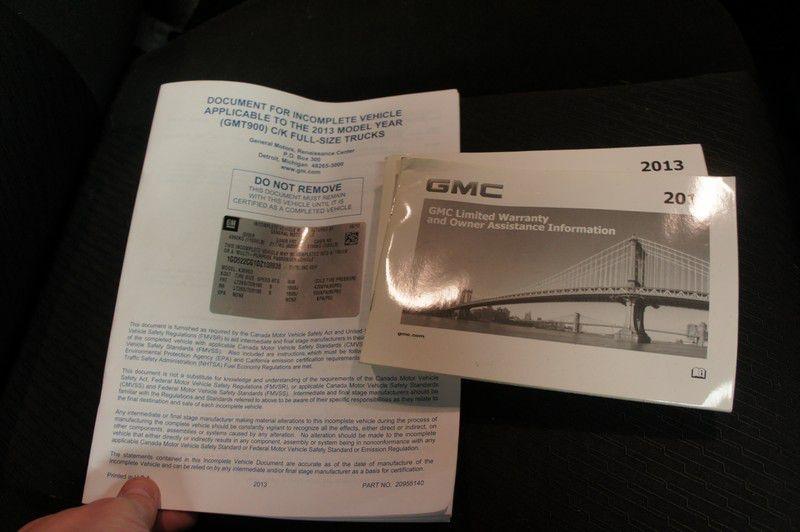 GMC SIERRA 2013 price $22,599