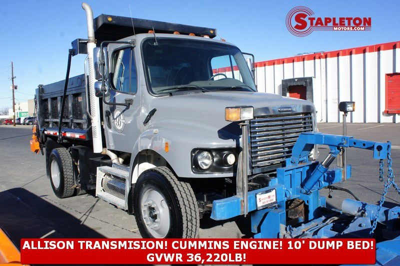 FREIGHTLINER BUSINESS CLASS 2009 price $39,799