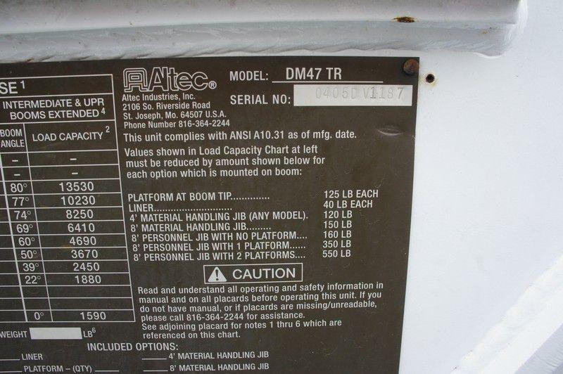 INTERNATIONAL 7300 2006 price $47,999