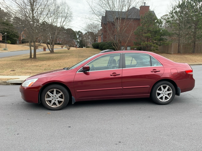 Honda Accord Sdn 2004 price $4,500
