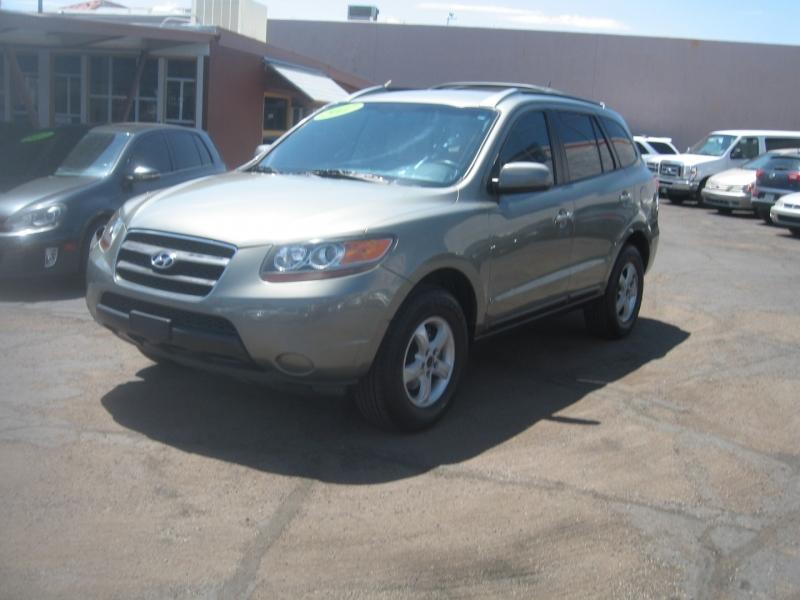 Hyundai Santa Fe 2007 price $7,499
