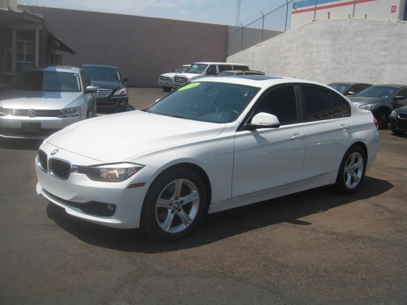 BMW 3-Series 2014 price $11,999