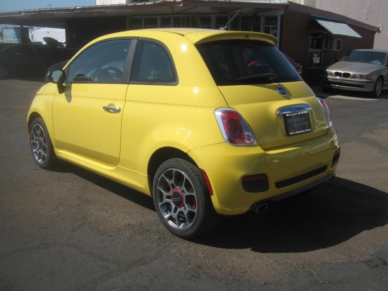 Fiat 500 2013 price $6,999