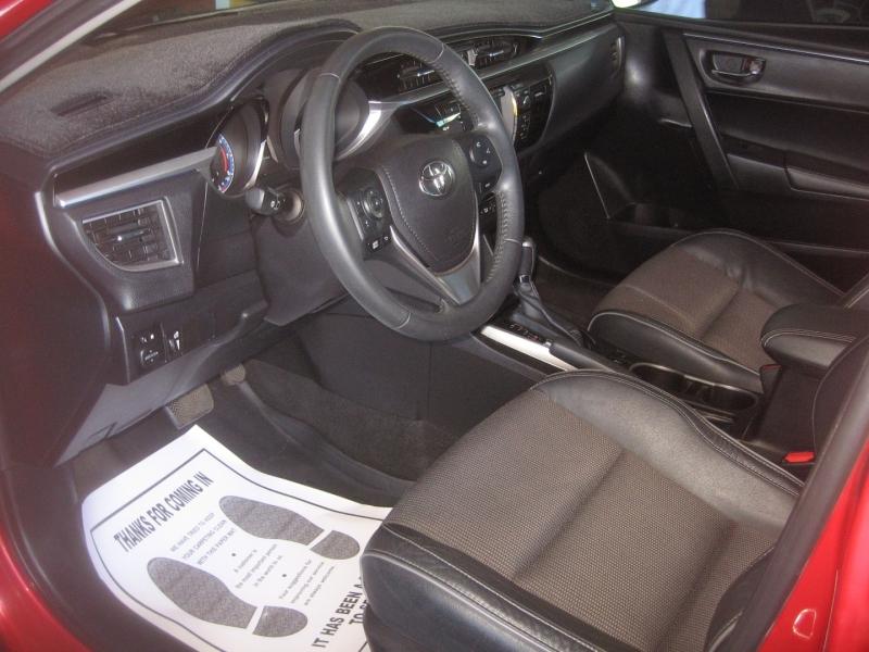 Toyota Corolla 2015 price $10,499
