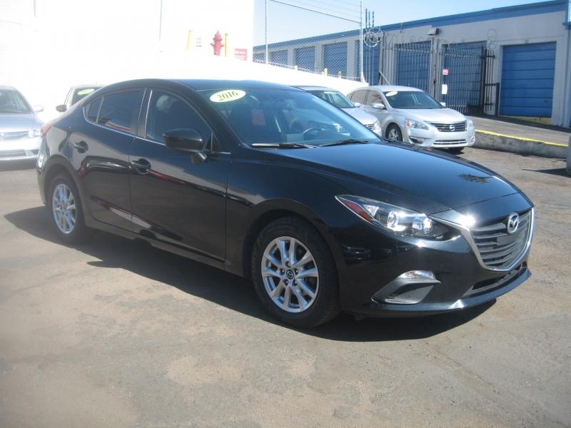 Mazda Mazda3 2016 price $10,999