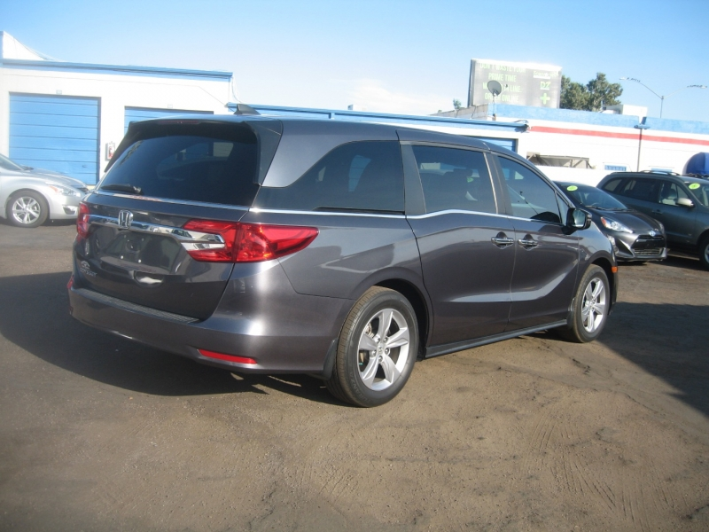Honda Odyssey 2018 price $26,499