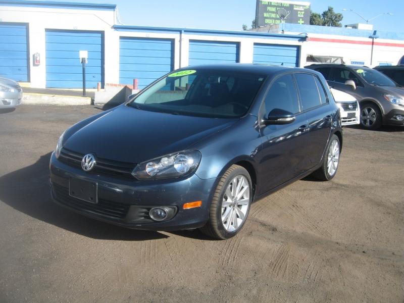 Volkswagen Golf 2012 price $10,999