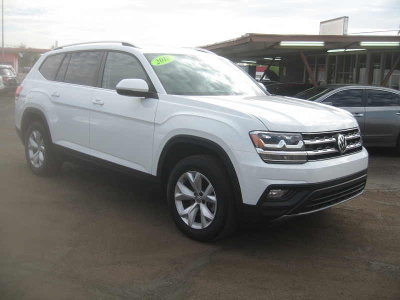 Volkswagen Atlas 2018 price $24,999