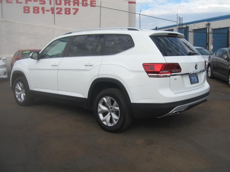 Volkswagen Atlas 2018 price $26,999