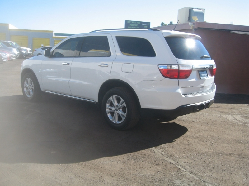 Dodge Durango 2013 price $14,499