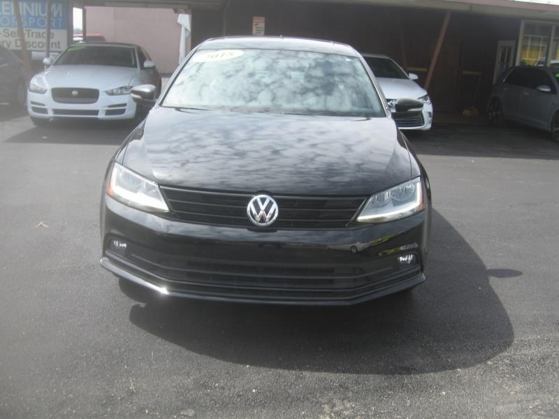 Volkswagen Jetta 2018 price $15,999