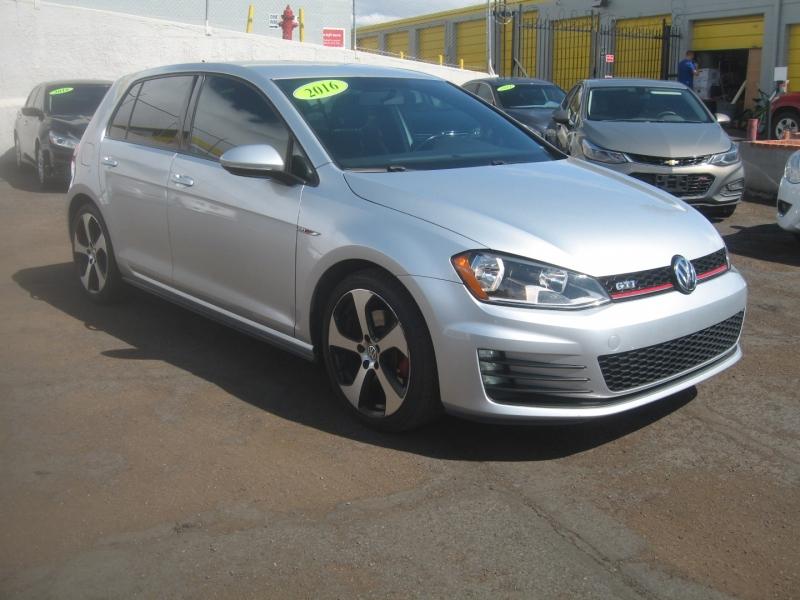 Volkswagen Golf GTI 2016 price $12,599