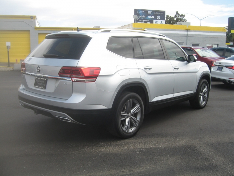 Volkswagen Atlas 2019 price $25,499