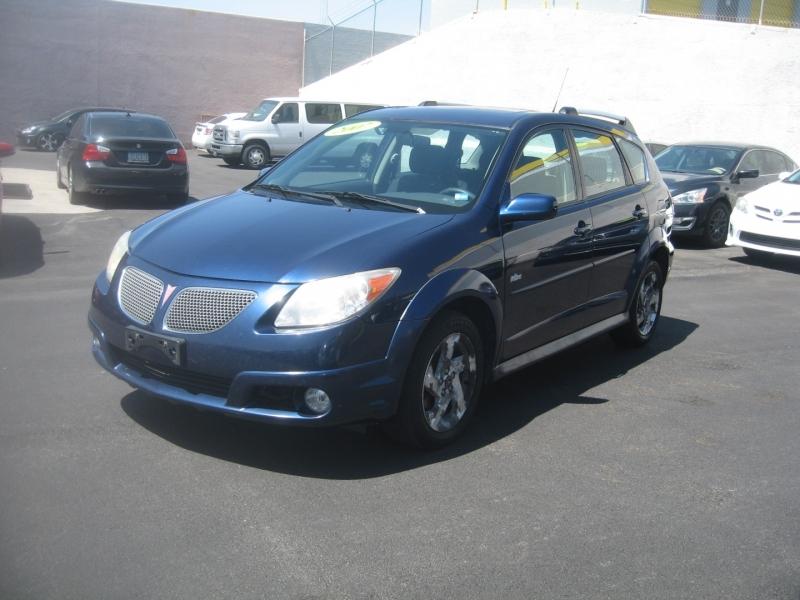 2007 Pontiac Vibe 4dr HB
