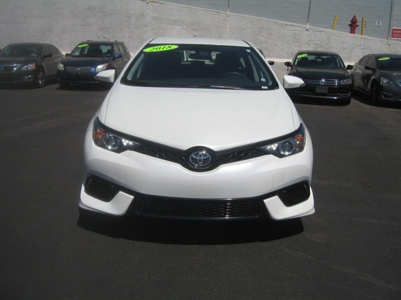Toyota Corolla iM 2018 price $17,799