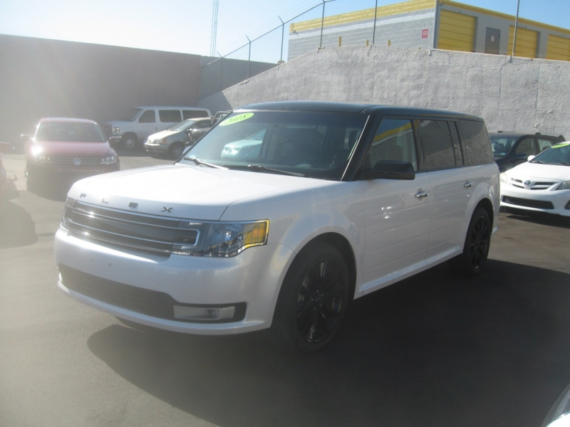 Ford Flex 2018 price $22,999