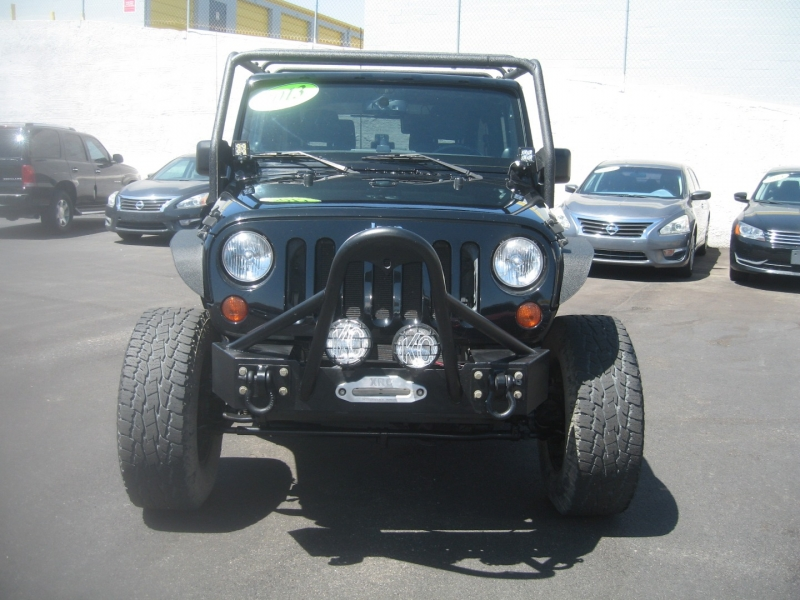 Jeep Wrangler 2013 price $24,999