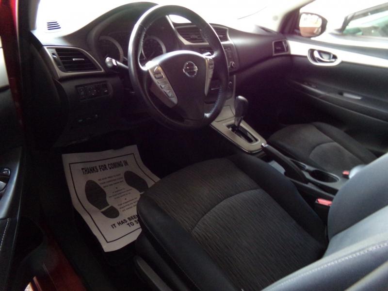 Nissan Sentra 2015 price $7,499