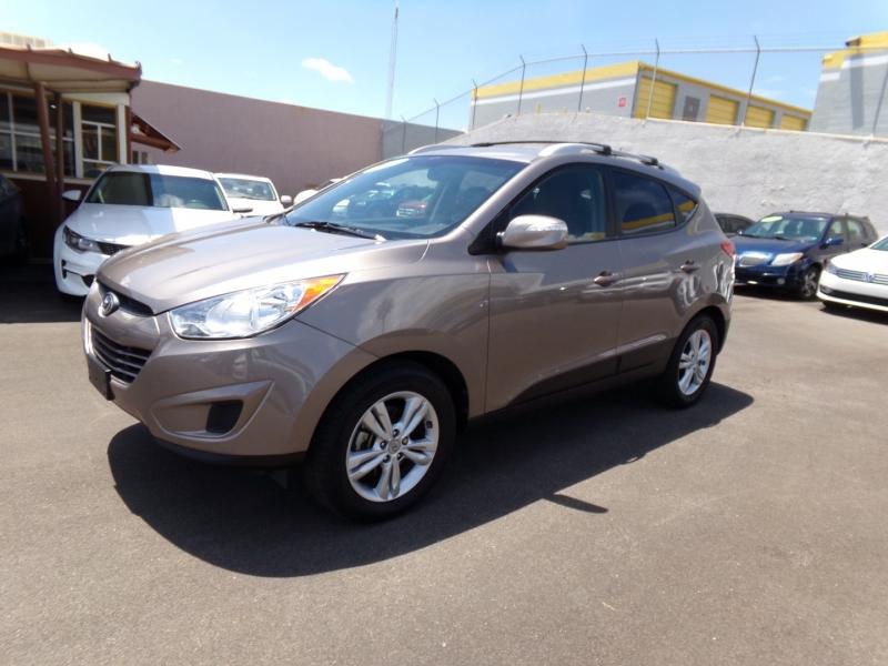 Hyundai Tucson 2012 price $11,249