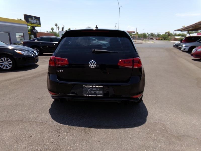 Volkswagen Golf GTI 2016 price $13,599