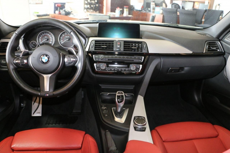 BMW 3 Series 2017 price $30,500