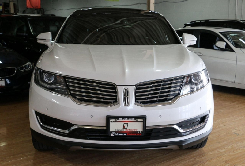 Lincoln MKX 2017 price $32,500