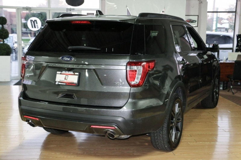 Ford Explorer 2017 price $25,995
