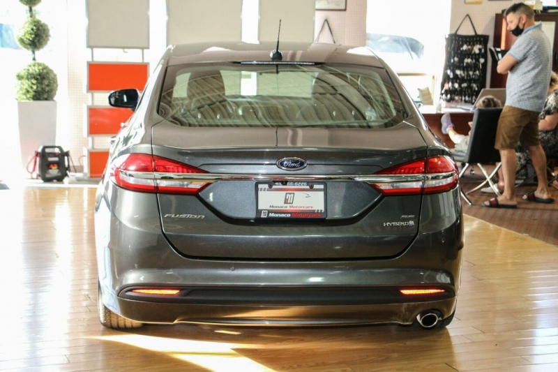 Ford Fusion 2017 price $16,950