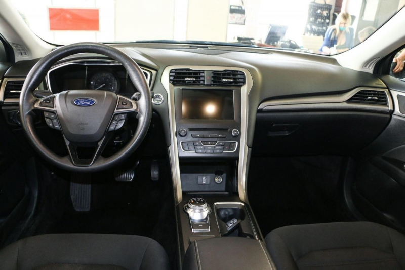 Ford Fusion 2017 price $15,995